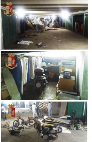 sgombero-313x483 Sgomberato un alloggio ALER occupato abusivamente Cronaca Milano Prima Pagina