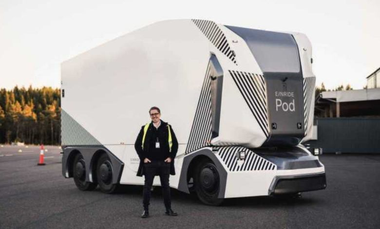 la-cadena-de-supermercados-lidl-empezara-a-utilizar-camiones-electricos-einride-en-suecia
