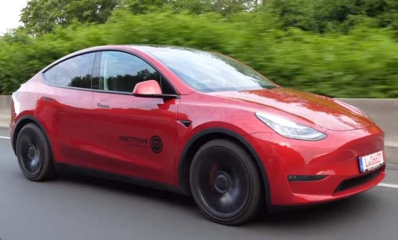 ¿cuanta-autonomia-tiene-un-tesla-model-y-performance-a-velocidad-de-autobahn?