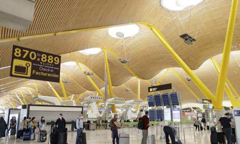 sanchez-pide-a-diaz-ayuso-«tranquilidad»-y-rechaza-tomar-medidas-adicionales-en-el-aeropuerto-de-madrid-barajas