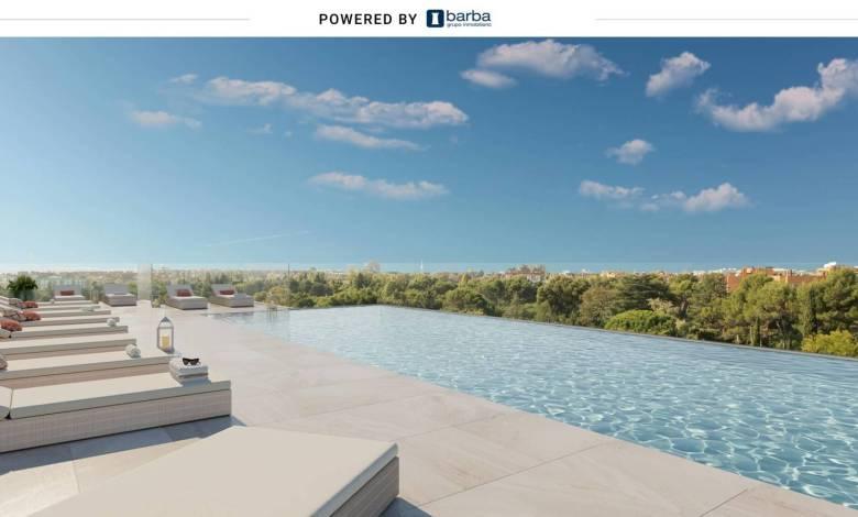 viviendas-en-madrid-con-terraza,-jardin-y-piscina-junto-a-un-parque-historico