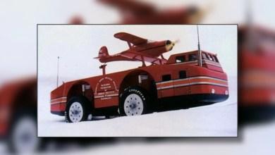 Photo of El vehículo de 37 toneladas diseñado para explorar la Antártida que ni exploró ni se sabe dónde acabó perdido en el Polo Sur