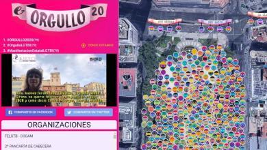 Photo of El Orgullo 2020 recorre virtualmente Madrid a través de una marcha online con acento en las mujeres LTB