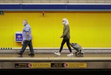 Photo of Un hombre intenta arrojar a las vías del metro a un vigilante que le pidió que se pusiera la mascarilla
