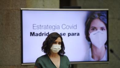 Photo of ¿Qué es la 'cartilla Covid' que plantea Ayuso para la Comunidad de Madrid?