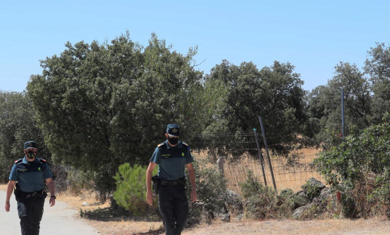 la-guardia-civil-trabaja-en-identificar-el-cuerpo-descuartizado-en-chapineria-hallado-en-un-paraje-«muy-transitado»