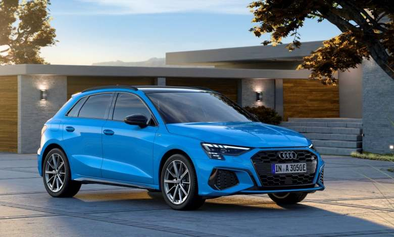 audi-a3-sportback-40-tfsie:-65-km-de-autonomia-electrica-para-el-a3-hibrido-enchufable