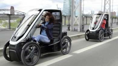 Photo of Entre una bicicleta eléctrica y un cuadriciclo, el Bio-Hybrid de Schaeffler llegará en 2021