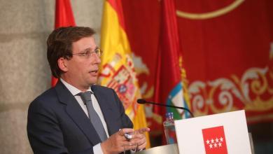 """Photo of Almeida, a Sánchez tras decretar el estado de alarma: """"Los ciudadanos no merecen este desconcierto"""""""