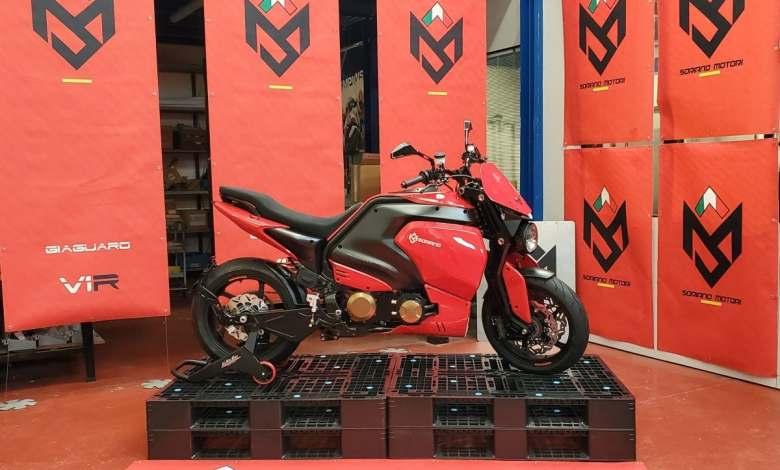 soriano-motori-giaguaro-v1-gara:-180-km-de-autonomia-a-velocidad-de-autopista