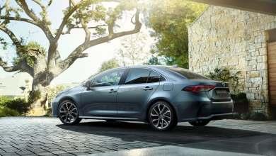 toyota-corolla-sedan-2021:-argumentos-renovados,-desde-21.950-euros