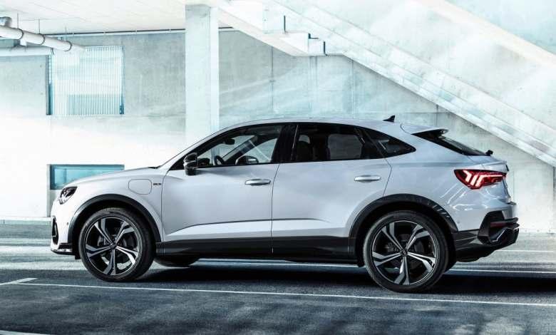 el-audi-q3-45-tfsie-hibrido-enchufable-llega-al-mercado,-carroceria-sportback-incluida