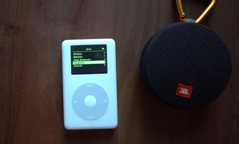 un-ipod-de-2004-con-spotify,-wifi-y-la-rueda-funcionando:-este-desarrollador-lo-ha-conseguido-(con-algo-de-trampa)