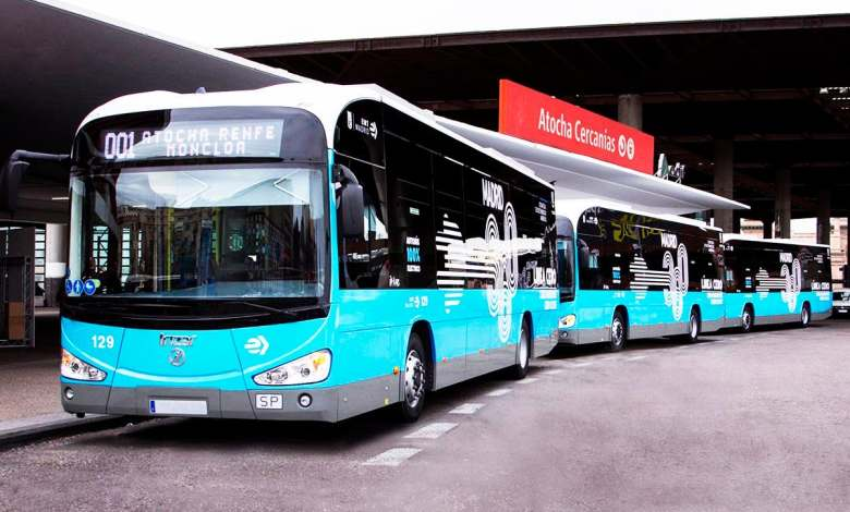 madrid-dejara-de-tener-autobuses-diesel-en-2023-y-su-flota-sera-de-electricos,-hibridos-y-gas