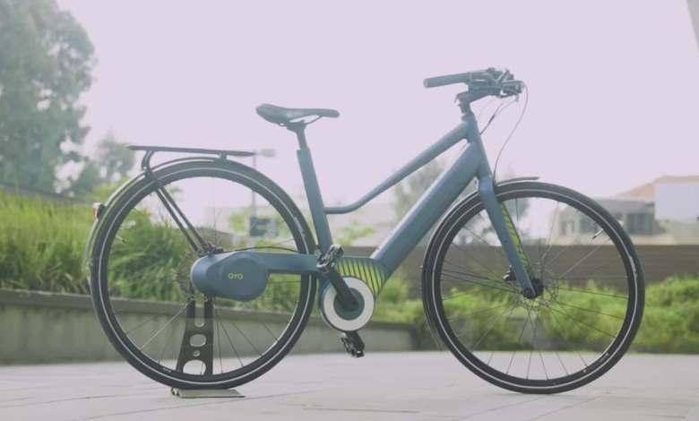 oyo-bike:-una-bicicleta-electrica-de-transmision-hidraulica-(y-automatica)-que-esta-arrasando-en-indiegogo