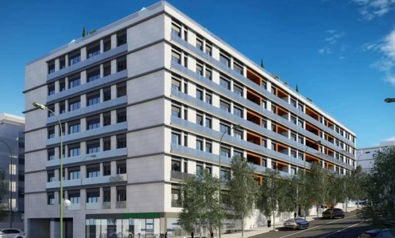 viviendas-de-obra-nueva-dentro-de-la-m-30-con-'coworking',-piscina-interior-y-terraza