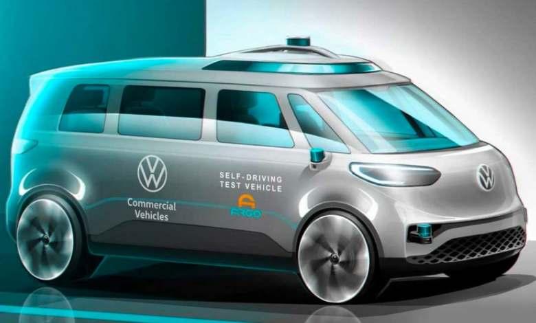 la-volkswagen-id.-buzz-comenzara-este-ano-a-probar-la-tecnologia-de-conduccion-autonoma-de-volkswagen