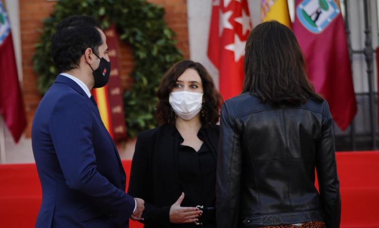 asi-queda-ahora-el-gobierno-madrileno-tras-el-cese-de-todos-los-consejeros-de-ciudadanos:-los-nombres-y-las-carteras
