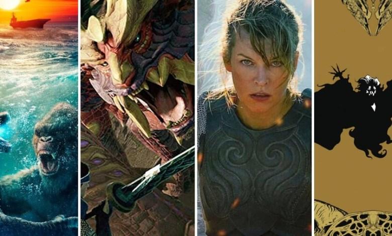 13-estrenos-y-lanzamientos-imprescindibles-para-el-fin-de-semana:-'godzilla-vs.-kong',-'monster-hunter'-en-cines-y-mucho-mas