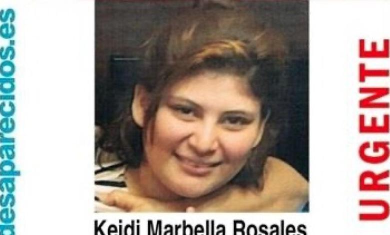 buscan-a-keidi-marbella,-una-joven-de-21-anos-desaparecida-en-madrid-hace-una-semana