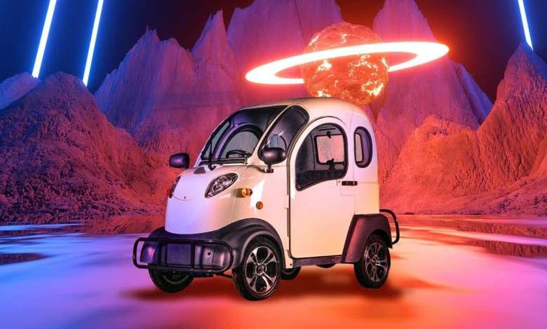 electrickar-k5m-2500:-el-micro-coche-electrico-de-alibaba-cuesta-menos-de-1.800-euros