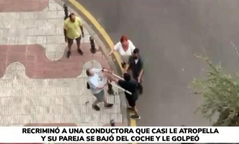 la-policia-nacional-busca-a-un-joven-que-golpeo-a-un-anciano-con-muletas-tras-una-discusion-de-trafico-en-alcorcon