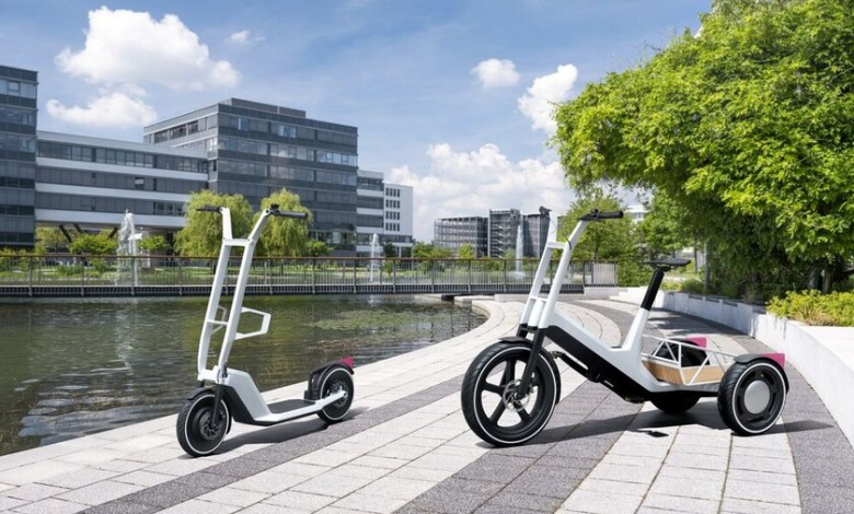 un-triciclo-electrico:-la-propuesta-de-movilidad-electrica-de-bmw-anade-mas-posibilidades-a-los-patinetes-y-bicicletas