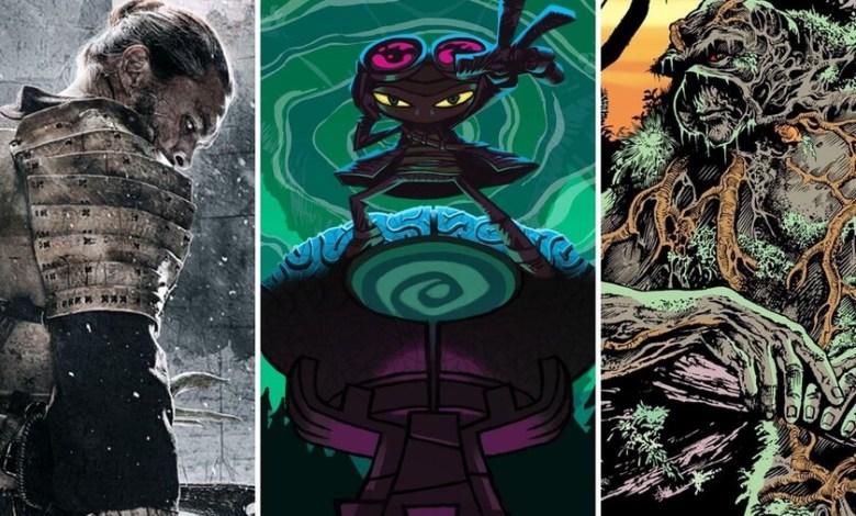 13-estrenos-y-lanzamientos-imprescindibles-para-el-fin-de-semana:-'reminiscencia',-'see',-'psychonauts-2',-swamp-thing-y-mucho-mas