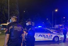 ataques-a-la-policia,-menores-detenidos-y-dos-apunalados:-asi-fue-el-fin-de-semana-de-macrobotellones-en-madrid