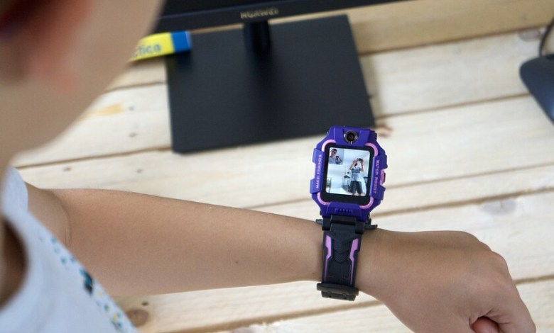 immo-watch-phone-z6,-analisis:-la-doble-camara-retractil-de-este-reloj-para-ninos-es-un-acierto-para-las-videollamadas