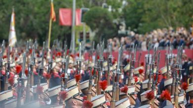 el-desfile-de-la-fiesta-nacional-deja-numerosos-cortes-al-trafico-y-17-lineas-de-la-emt-afectadas