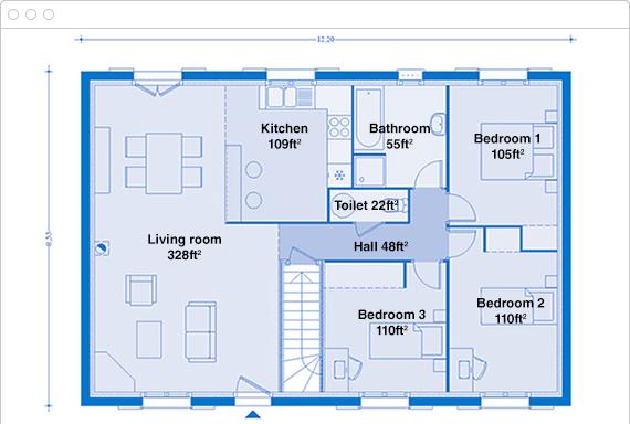 احصل على تصميم ثلاثي الأبعاد لمنزلك مع برنامج Homebyme