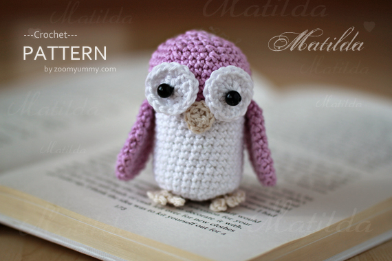 Matilda The Owl