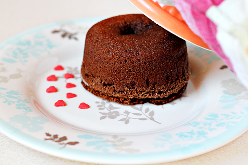 molten lava cakes recipe with step by step picture tutorial