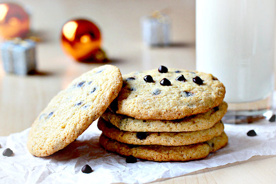 chocolate chip cookies recipe with step by step pictures