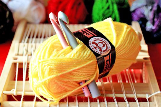 big crochet hooks