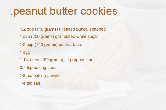peanut-butter-cookies-ingredients