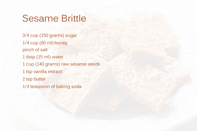 sesame-brittle-ingredients