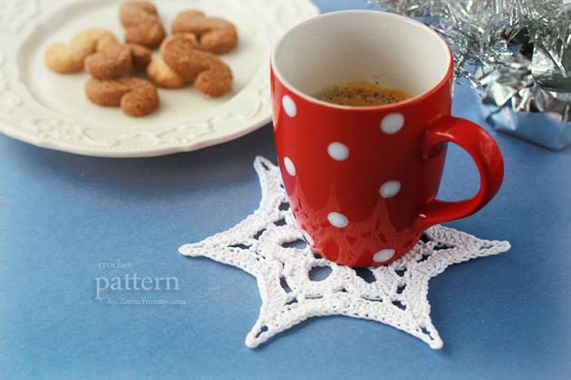 crochet-pattern-Christmas-crochet-snowflake-star