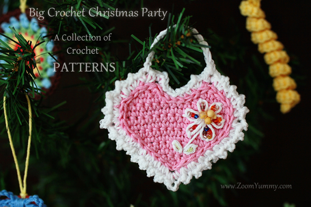 crochet Christmas pattern collection