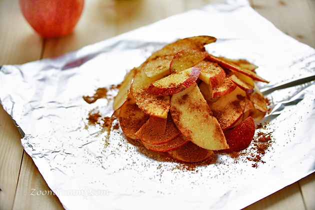 baked apples with brown sugar and cinnamon recipe