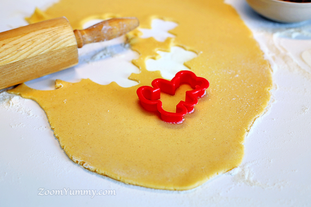 huggy bear cookie recipe