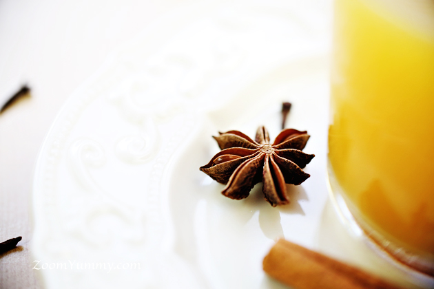 cold remedy hot orange drink recipe
