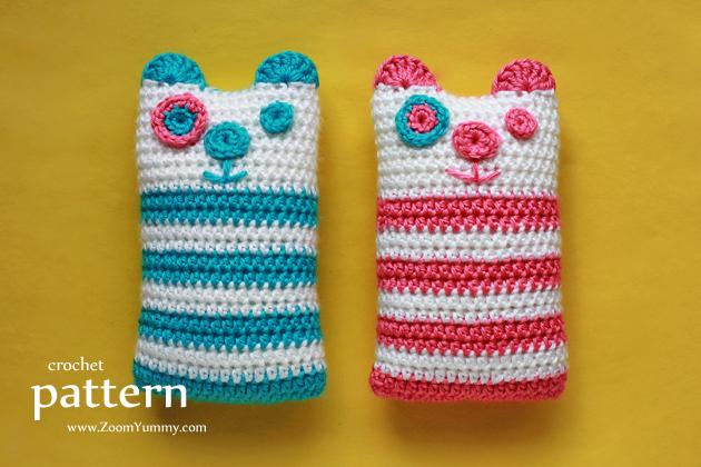 crochet pattern a baby's first teddy bear