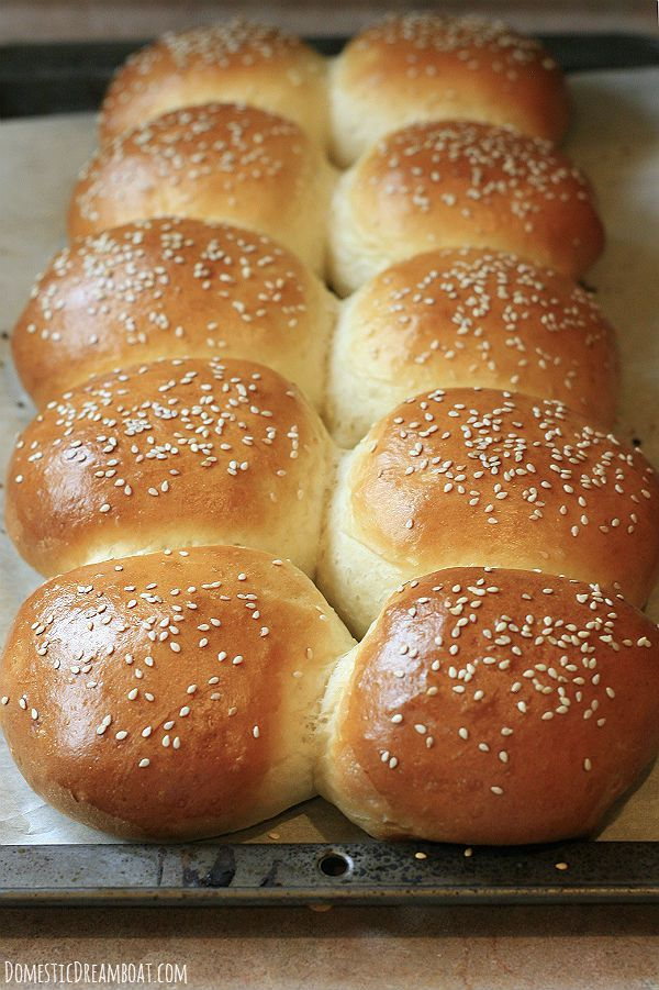 How To Make Hot Dog Buns From Scratch
