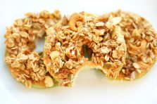 Apple Peanut Butter Granola Bites
