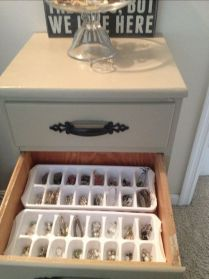 Ice Cube Tray Drawer Dividers