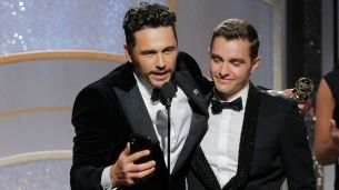 James Franco & Dave Franco Win The Best Performance by an Actor in a Motion Picture For The Disaster Artist