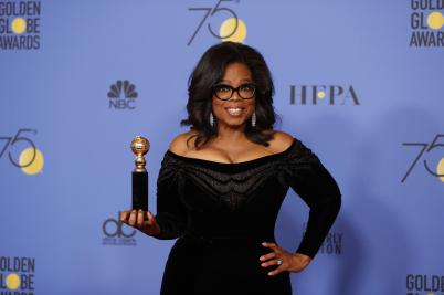 Oprah Winfrey Is Celebrated With The 2018 Cecil B. DeMille Award