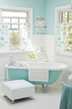 Oriental Blue Bathroom